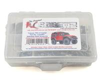 RC Screwz Traxxas TRX-4 Stainless Steel Screw Kit