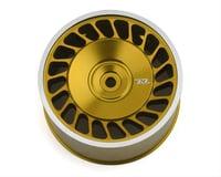 Revolution Design Sanwa M17/MT-44 Aluminum Steering Wheel (Gold)