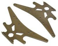 Redcat Everest-10 Aluminum Side Plate (2) (Gun Metal)