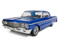 """Redcat SixtyFour """"Kandy N Chrome"""" 1/10 RTR Scale Hopping Lowrider (Blue)"""