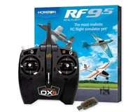 RealFlight 9.5 Flight Simulator Combo w/Spektrum DXS & WS2000