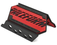 Raceform Lazer Car Stand (Red)
