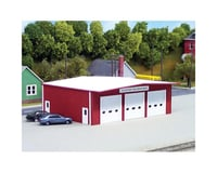 Rix Products HO KIT Fire Station, Red
