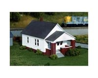 Rix Products HO 1-Story House w/Front Porch