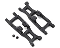 RPM Associated Truck Front A-Arms (Black) (2) (Team RC10 T4.2)