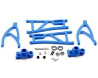 RPM Traxxas Revo True-Track Rear A-Arm Conversion Kit (Blue)