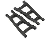 RPM Traxxas Rustler 4x4 Slash Front or Rear A-arms (Black)