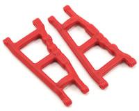 RPM Traxxas Rustler 4x4 Front/Rear A-Arm Set (Red) (2)