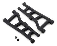 RPM Arrma Typhon 4x4 3S BLX Front Suspension Arm Set (Black)