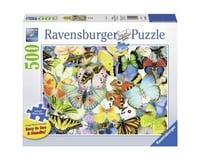 Ravensburger -Butterflies - 500 pc Large Format Puzzle