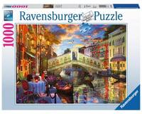 Ravensburger 15286  Sunset Over Rialto 1000 Piece Puzzle
