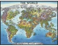 Ravensburger 16683 World Map 2000pcs
