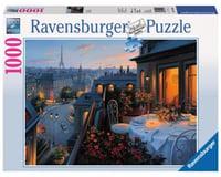 Ravensburger Paris Balcony 1000 pc