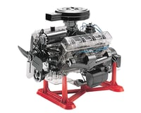 Revell Germany 1/4 Visible V8 Engine W/Working Hand Crank