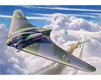 Revell Germany 1/72 Horten Go229 Tailess All-Wing Aircraft