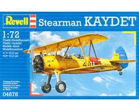 Revell Germany 1/72 Sterman Pt-13D Kaydet Biplane Trainer
