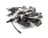 Saito Engines 61cc 4-Stroke Gas Twin Engine (CC)