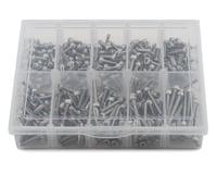 Samix Stainless Steel M3 Screw Set w/Plastic Box (300)