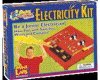 Slinky Science Mini Lab Electricity Kit
