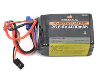 Spektrum RC LiFe Receiver Battery Pack (6.6V/4000mAh)