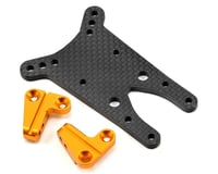 ST Racing Concepts 4mm Graphite Front Shock Tower