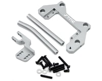 ST Racing Concepts Wraith Aluminum Off Axle Servo Mount & Panhard Kit (Silver)