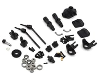 SSD RC SCX10 II Pro44 Complete Front Axle