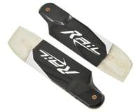 Rail Blades R-106 Night Tail Blade Set (Align T-Rex 700X)