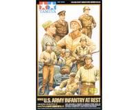 Tamiya 1/48 WWII US Infantry At Rest