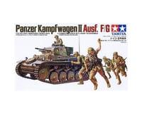 Tamiya 1/35 German PZKPFW II Tank Model Kit