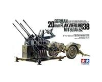 Tamiya Flakvierling 38 2cm Flak Gun 1/35 Model Kit