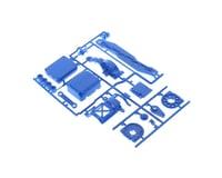 Tamiya TT-02 D Parts Motor Mount Set (Blue)