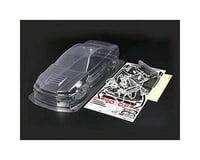Tamiya NISMO R34 GT-R Body Set (Clear) (190mm)