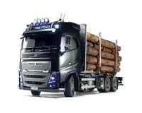 Tamiya 1/14 Volvo FH16 Globetrotter 750 6x4 Timber Truck
