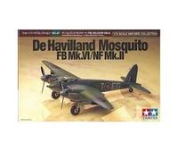 Tamiya 1/72 Mosquito FB MK VI/NF MK II Aircraft