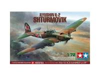 Tamiya 1/72 Ilyshin IL-2 Shturmovik Aircraft