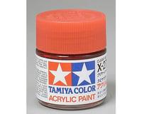 Tamiya X-27 Clear Red Gloss Finish Acrylic Paint (23ml)