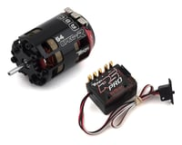 Tekin RS Pro Black Sensored Brushless ESC/Gen4 Spec R Motor Combo (17.5T)