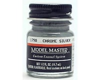 Testors MM FS17178 1/2oz Chrome Silver