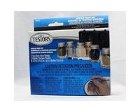 Testors 1/4oz, Acrylic Set , 6pk,  Camo Colors