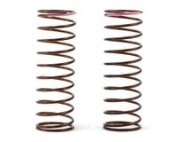Tekno RC ET410.2 63mm Rear Shock Spring Set (Pink - 2.4lb/in) (1.3x11.25)