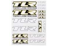 Team Losi 8IGHT-E Racing TLR Sticker Sheet