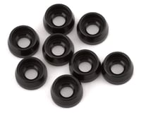 Tron Helicopters 5.5 Electric Black Anodized Dress Washer Set (2.5mm) (8)