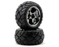 Traxxas Bandit Anaconda Rear Tires (2) (VXL Bandit) (Black Chrome)