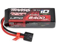 "Traxxas 3S ""Power Cell"" 25C LiPo Battery w/iD Traxxas Connector (11.1V/6400mAh)"
