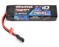 "Traxxas 4-Tec 3.0 2S ""Power Cell"" 25C LiPo Battery w/iD Connector (7.4V/7600mAh)"