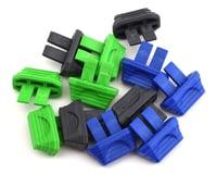 Traxxas Battery Plug Charge Indicator Set (Green x4, Blue x4, Grey x4)