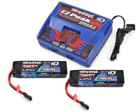 "Traxxas TRX-4 EZ-Peak 2S ""Completer Pack"" Dual Multi-Chemistry Battery Charger"