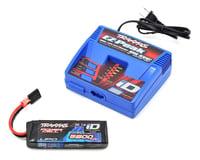 "Traxxas 4-Tec 3.0 EZ-Peak 2S Single ""Completer Pack"" Multi-Chemistry Battery Charger"