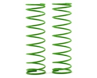 Traxxas Telluride 4x4 Front Shock Spring Set (Green) (2) (Grave Digger)